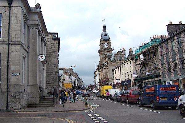 Old Cumbria Gazetteer Kendal