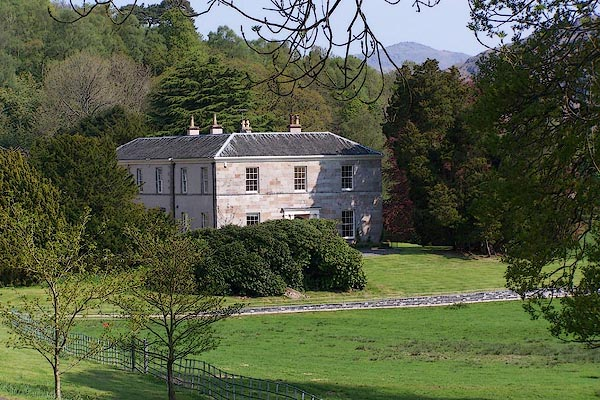 Old Cumbria Gazetteer Duddon Hall Millom Without