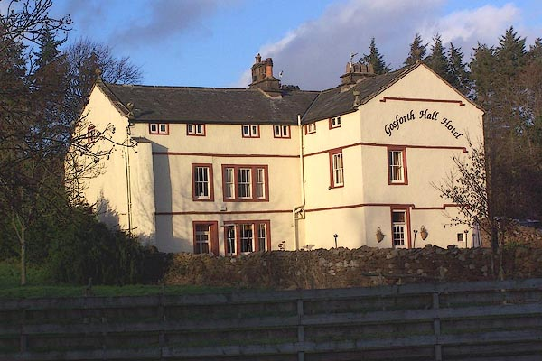 Gosforth Hall Hotel Cumbria