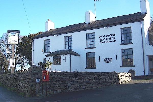 Manor House Hotel Oxen Park