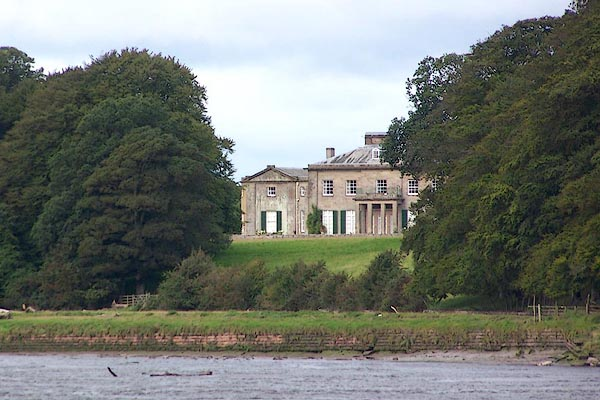 Old Cumbria Gazetteer Castletown House Rockcliffe