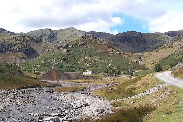 Old Cumbria Gazetteer Coppermines Valley Coniston