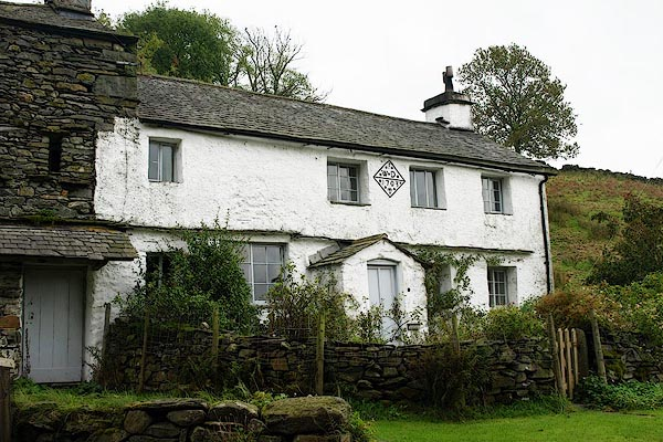 Old Cumbria Gazetteer Long Houses Kentmere