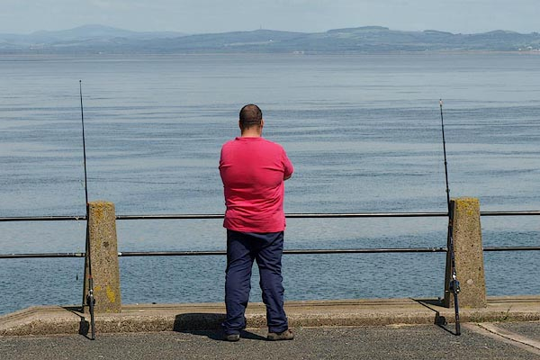 Old cumbria gazetteer silloth bay silloth on solway for Om fishing sinkers