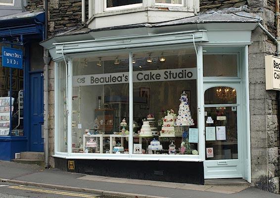 Cake Shop Portsmouth