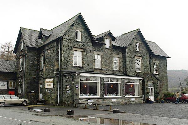 Old Cumbria Gazetteer  Waterhead Inn  Coniston