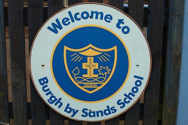 Old Cumbria Gazetteer, Burgh by Sands School, Burgh by Sands