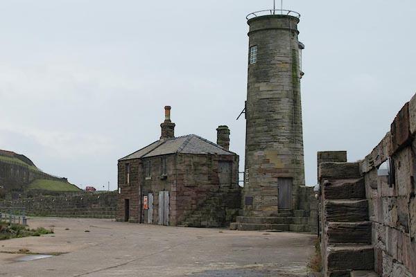Old Cumbria Gazetteer Watch House Whitehaven