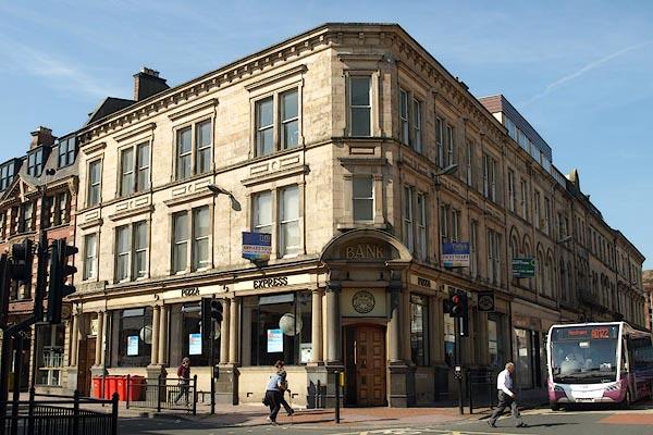Old Cumbria Gazetteer Carlisle Lloyds Bank