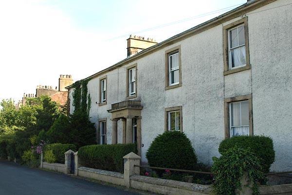 Old cumbria gazetteer solway house port carlisle for The carlisle house